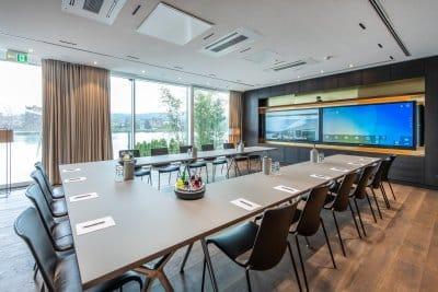 Boardroom mit Moselblick